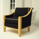 Modern Contemparary chair 1:12 scale